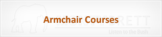 Armchair Courses (online)